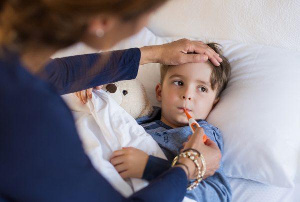 boli copii